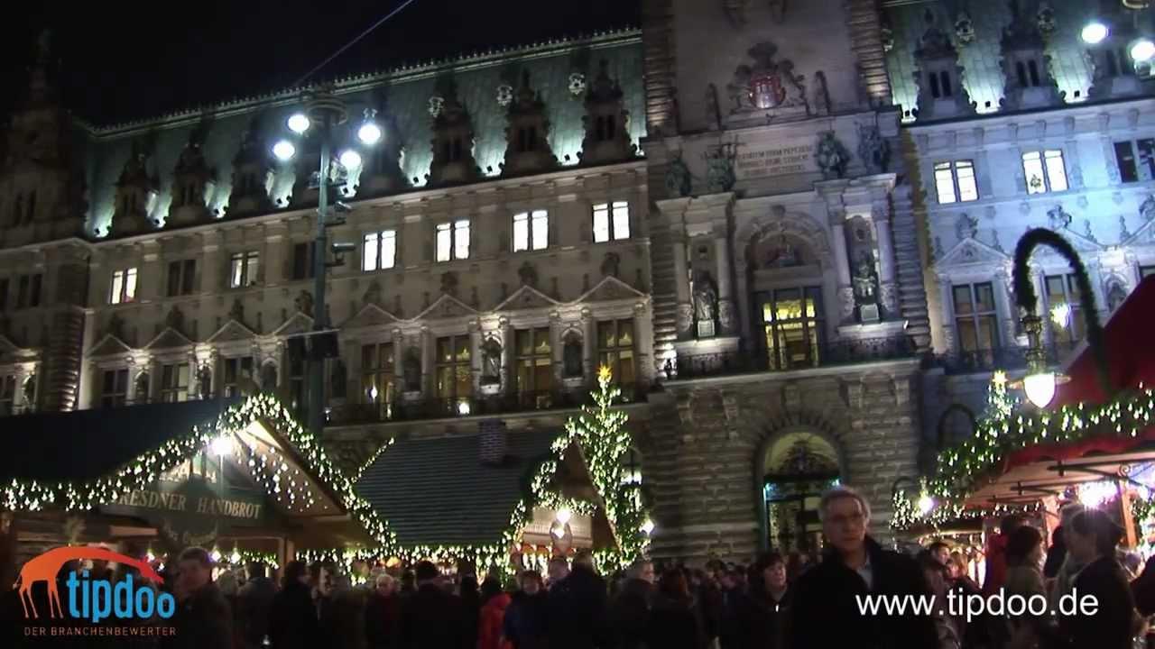 Hamburger Weihnachtsmarkt.Hamburger Weihnachtsmarkt 2012 Auf Dem Rathausmarkt
