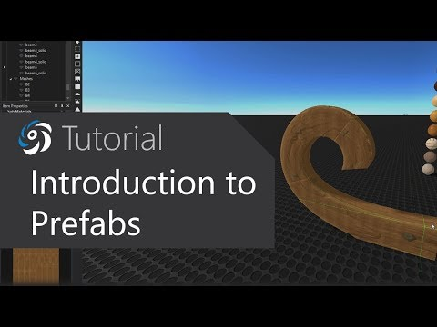 Voxel Farm Tutorial: Introduction to Prefabs