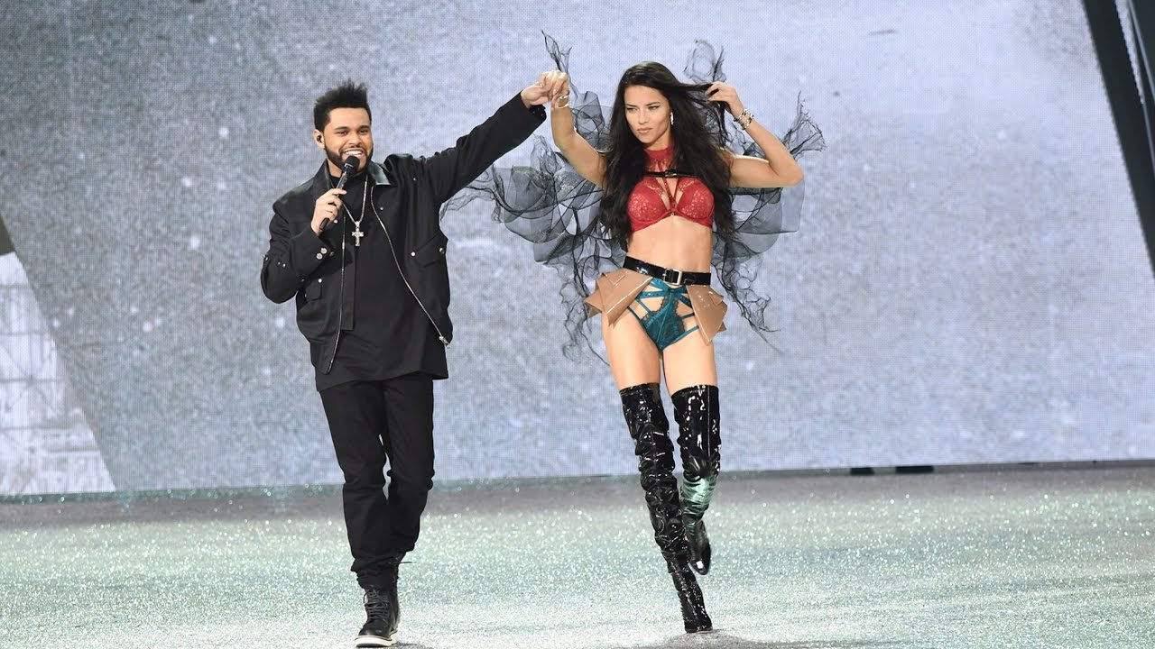 79c7841d482 Victoria s Secret Fashion Show 2016   The Weeknd - Starboy ft. Bella Hadid
