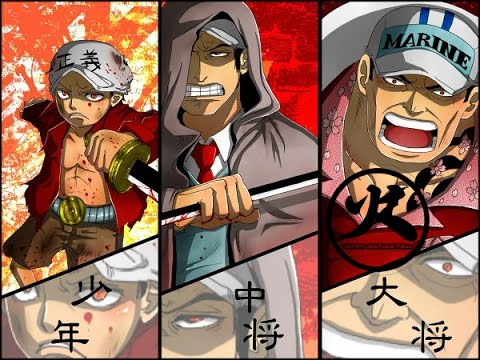One Piece Akainu Discussion Absolute Justice Ch 794+