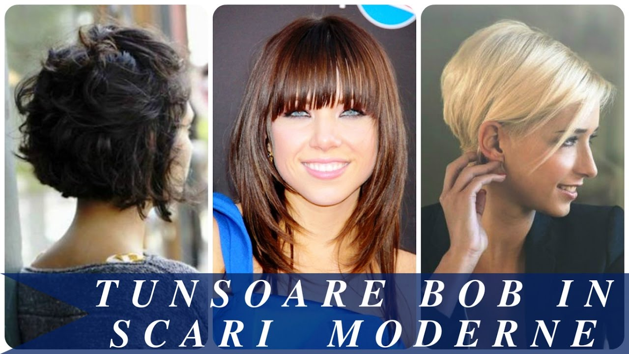 Tunsoare Bob In Scari Moderne Youtube
