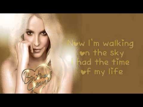 Britney Spears -- Chillin' With You ft. Jamie Lynn (Lyrics) {Britney Jean}