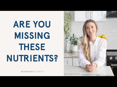 6 Nutrients You May Be Missing If You're Eating Vegan or Plant-Based (& How to Get Them!)