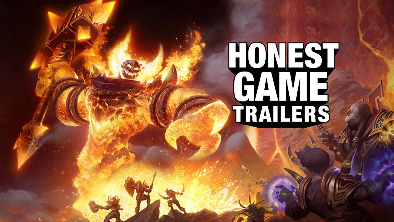 Honest Game Trailers | World of Warcraft Classic thumbnail