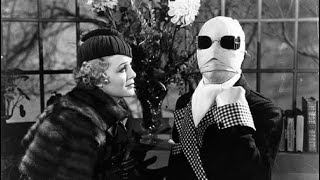 Bored Now's classic horror movie review The Invisible Man (1933)