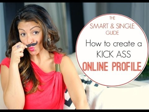 How To Create A KICK ASS Online Profile