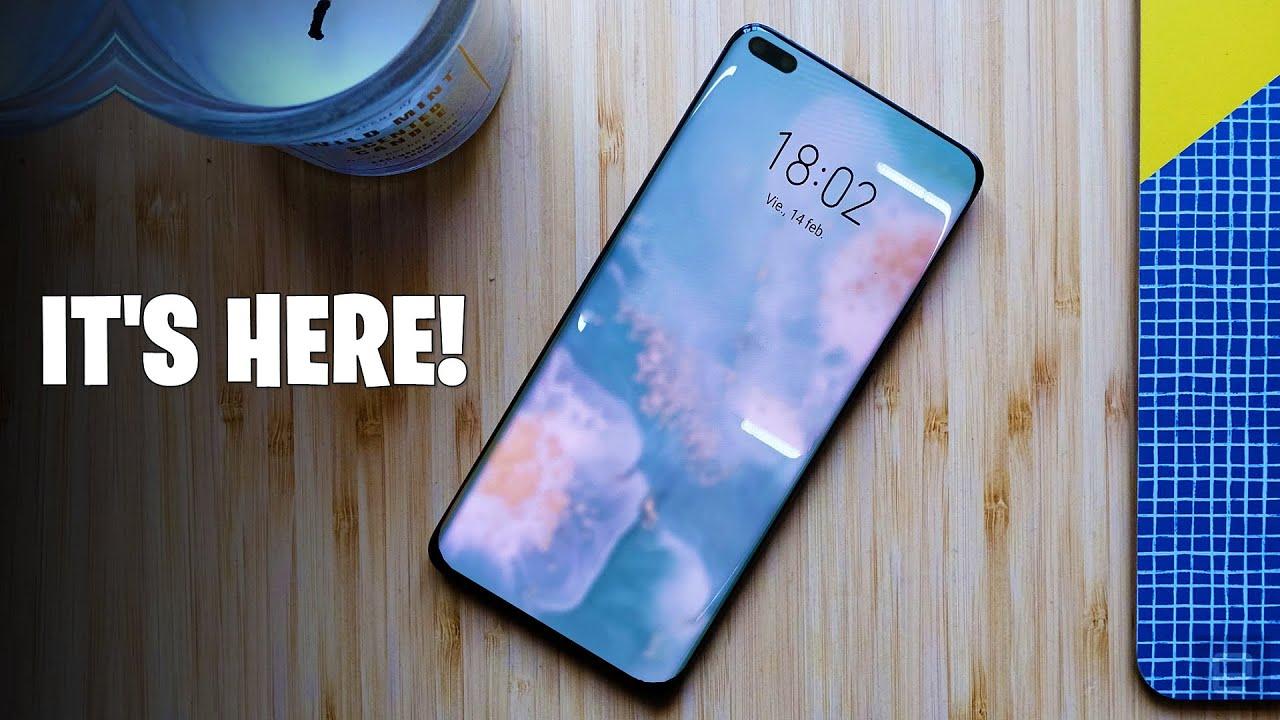 Huawei P40 Pro Plus - TOP 5 FEATURES - YouTube