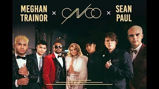 CNCO, Meghan Trainor, Sean Paul - Hey DJ (lyrics)