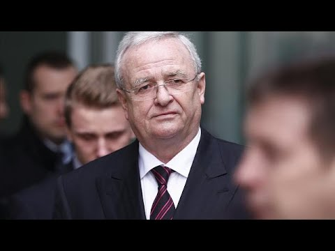 Ex-Volkswagen CEO Martin Winterkorn charged in US over diesel scandal