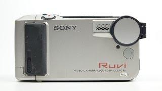 RetroTech: Sony's bizarre Ruvi camcorder