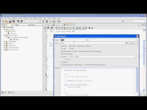Introductionn To RESTful WebServies (Part 1) : NetBeans 6.9