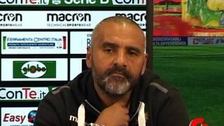 Ternana: Presentazione del nuovo allenatore Liverani