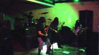 Banda Sepulnation (Cover do Sepultura) - Clube Vera Cruz