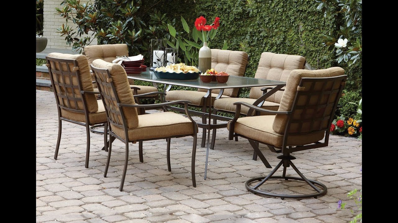 Amazing Garden Treasures Patio Furniture Ideas YouTube