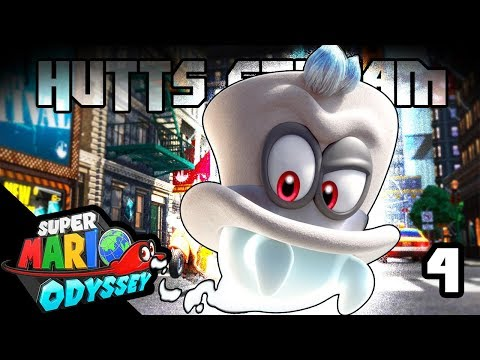 Another Challenge to 100?? - Hutts Streams SUPER MARIO ODYSSEY [Episode 4]