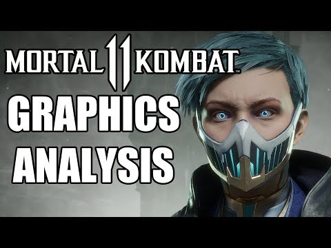 Mortal Kombat 11 Graphics Analysis: The Best Looking Fighter of This