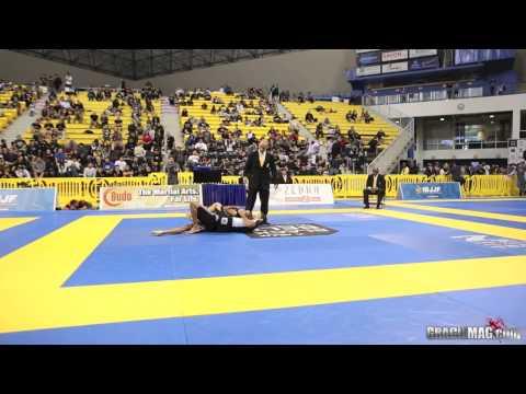 2013 World No-Gi: Laercio Fernandes vs. Rafael Freitas (HD)
