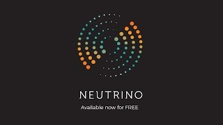 iZotope Neutrino | Free Spectral Shaping Plug-in