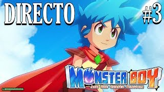 Vídeo Monster Boy and the Cursed Kingdom