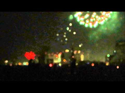 July 4 2015 Fireworks - Panama City Beach, Florida