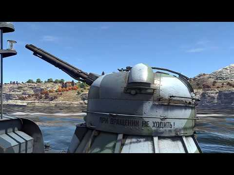 Project 206 Shtorm.- A Closer look  ( War Thunder Naval Ships )