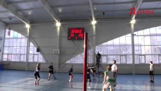 волейбол Администрация против РМЗ (Краснокамск)