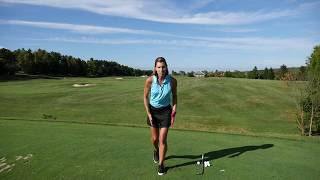 Lunge Turns/ Hip Rotation- A True Swing, Erika Larkin PGA