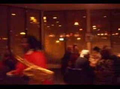 Christmas, Sushi, Karaoke & Athena King