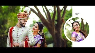 This Wedding Story is Very Special !!  Rishi X Anagha