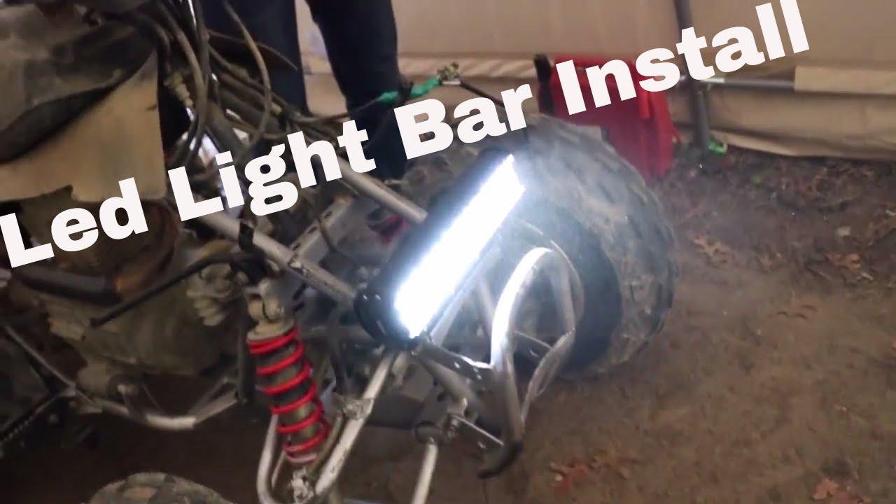 Led Light Bar To High Beam Wiring Light Bar To High Beam Switch