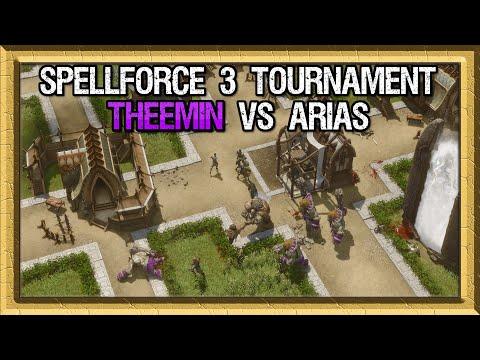 Spellforce 3 Tournament - Theemin vs Arias - Game 2 |