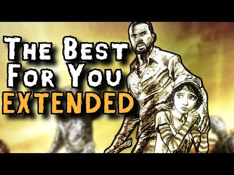The Walking Dead: The Final Season Soundtrack - THE BEST FOR YOU (EXTENDED)