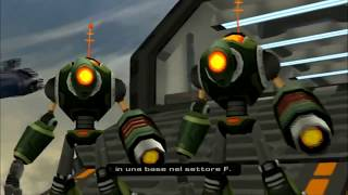 Ratchet & Clank 3 (2004 - PS2) IL FILM ITA - TUTTI I FILMATI E LE SCENE IN ITALIANO