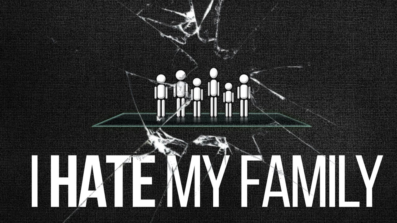 i hate my family by shaykh hasan ali youtube. Black Bedroom Furniture Sets. Home Design Ideas