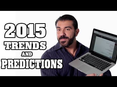 Fitness Industry Trends and Predictions 2015 - Bedros Keuilian