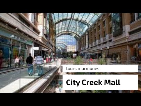 Tours Mormones, 1: Visita al City Creek