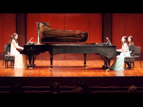 Rachmaninoff Suite No. 2 For Two Pianos, Op. 17- III. Romance