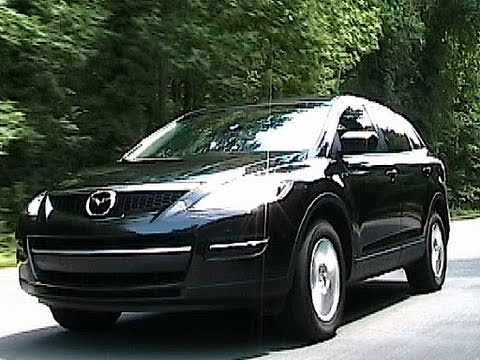 Roadfly.com   2007 Mazda CX 9 Car Review   YouTube