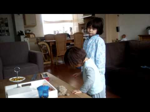 Noah On The Wii.mp4