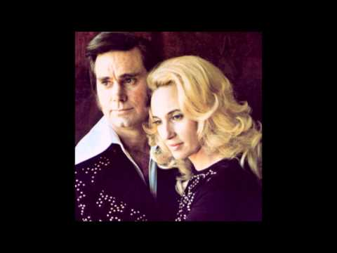 George Jones & Tammy Wynette - We're Gonna Hold On