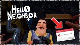 WILSON BABA ERROR VERDİ! 😂 (FATAL ERROR) | Hello Neighbor [Türkçe] #206