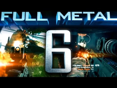 FULL METAL 6   Battlefield 4 Montage by Threatty [60fps]
