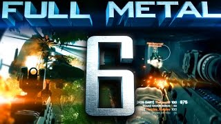 FULL METAL 6 | Battlefield 4 Montage by Threatty [60fps]