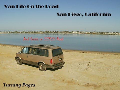 San Diego Van Life on the Road