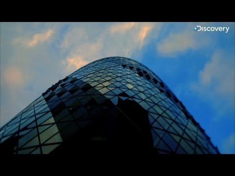 Welcome To The Gherkin - How We Invented The World