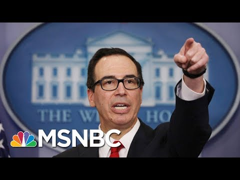 Reports: U.S. Treasury Considering Another Tax Cut For The Wealthy | Velshi & Ruhle | MSNBC