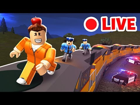 Roblox Jailbreak Train Update! (Trains, ATV, McLaren)
