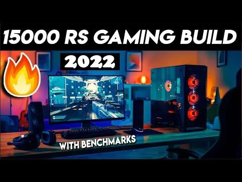 Rs.15000 Gaming PC Build [HINDI] Build + Benchmarks [INDIA 2020] thumbnail