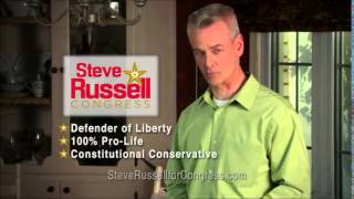 Steve Russell, Candidate for Oklahoma