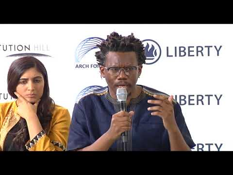 Tembeka Ngcukaitobi on Constitutional Hill 21st anniversary